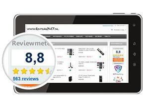 review meter