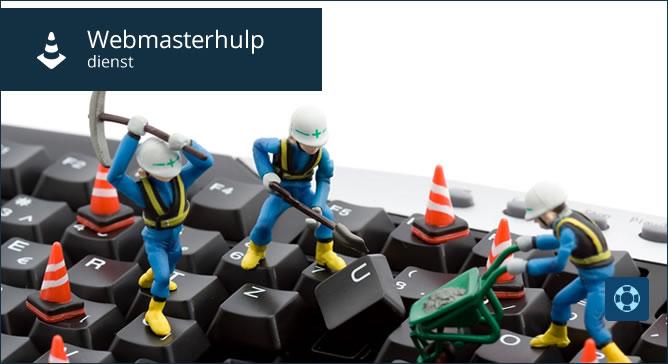 Webmasterhulp dienst