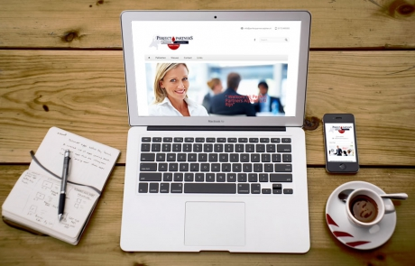 Perfect Partners heeft haar website laten bouwen door Local Internet