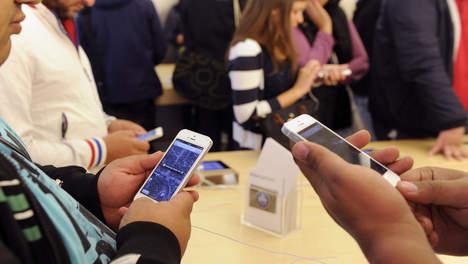 Mobiele-gebruik
