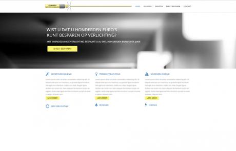 Webdesign van Ruth