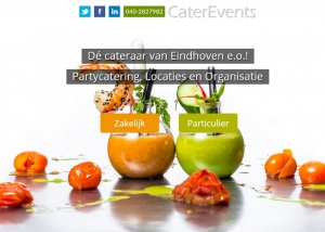 Website Catering-eindhoven.nl